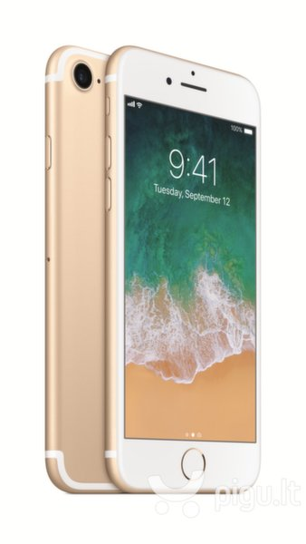 Apple iPhone 7 32GB, Gold kaina