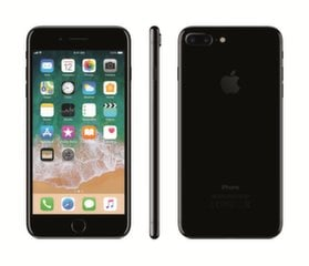 Apple iPhone 7 Plus 128GB, Juoda (Jet Black)