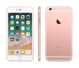 Apple iPhone 6s Plus, 32GB, Rausva