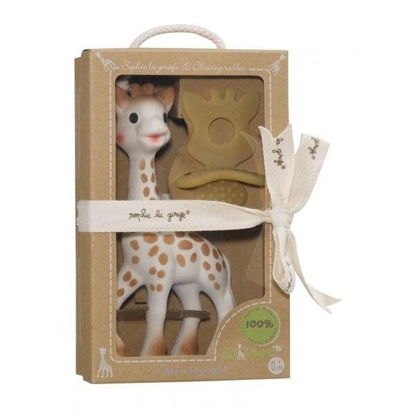 Kramtukas Vulli Sophie la Giraffe So Pure, 616624 kaina ir informacija | Žaislai kūdikiams | pigu.lt