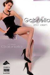 Pėdkelnės moterims Gabriella Miss Gabriella 20 DEN, rudos spalvos