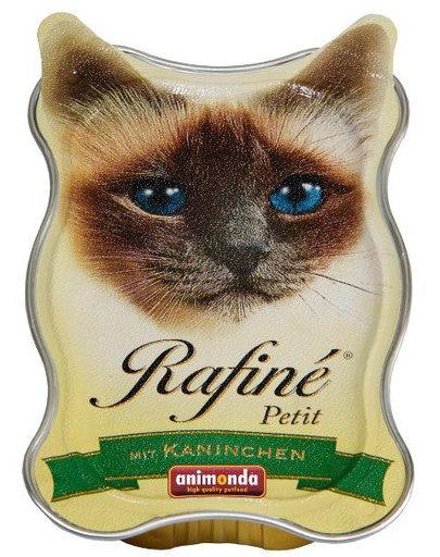 Animonda Rafine konservai su triušiena, 85 g kaina ir informacija | Konservai katėms | pigu.lt