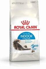 Royal Canin ilgaplaukėms namuose gyvenančioms katėms Indoor Long Hair, 10 kg kaina ir informacija | Sausas maistas katėms | pigu.lt