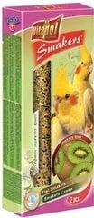 Vitapol Smakers® papūgoms nimfoms su kiviais 2vnt. kaina ir informacija | Lesalas paukščiams | pigu.lt