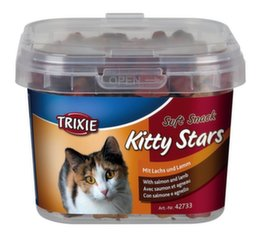 Trixie skanėstai Kitty Stars, 140 g