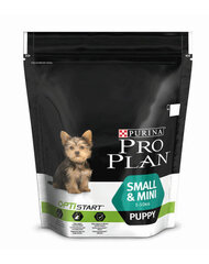 Pro Plan Puppy Small and Mini, 700g kaina ir informacija | Pro Plan Puppy Small and Mini, 700g | pigu.lt
