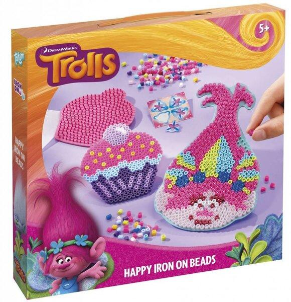 Kūrybinis rinkinys su mozaika Troliai (Trolls), 770058 kaina ir informacija | Žaislai mergaitėms | pigu.lt