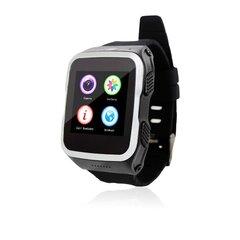 Telefonas Laikrodis ZGPAX S83, Android 5.1, su SIM kortelės lizdu, Sidabrinis