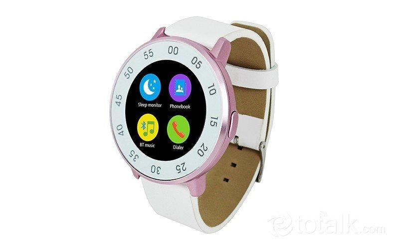 Išmanusis Laikrodis ZGPAX S366, Rausvai auksinis kaina ir informacija | Išmanieji laikrodžiai ir apyrankės (smartwatch, smartband) | pigu.lt