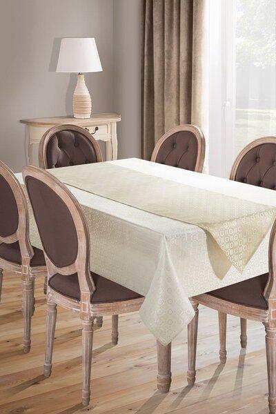 Staltiesė su stalo takeliu Sue kaina ir informacija | Staltiesės, virtuviniai rankšluosčiai | pigu.lt