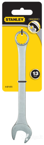 Kombinuotas raktas Stanley 4-87-076, 16mm kaina ir informacija | Mechaniniai įrankiai | pigu.lt
