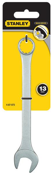 Kombinuotas raktas Stanley 4-87-077, 17mm kaina ir informacija | Mechaniniai įrankiai | pigu.lt