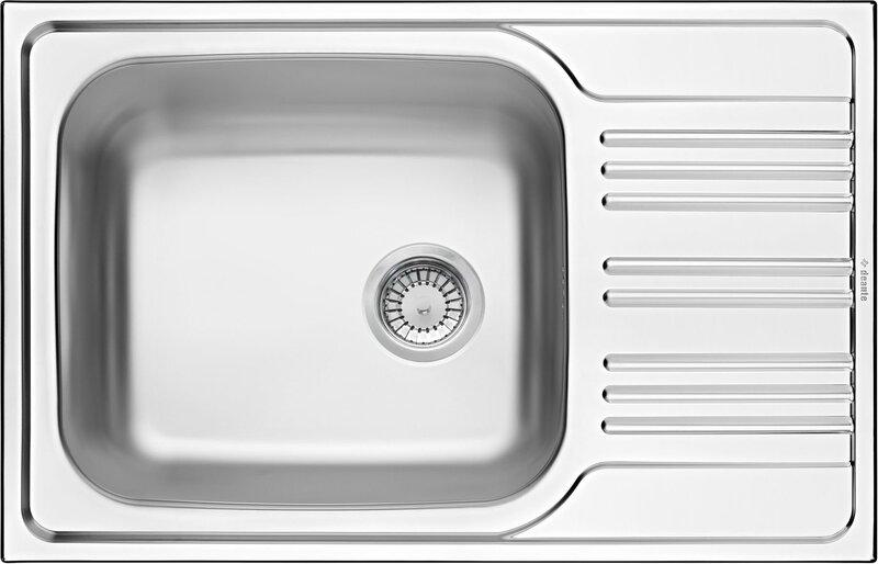 Virtuvinė plautuvė XYLO kaina ir informacija | Virtuvinės plautuvės | pigu.lt
