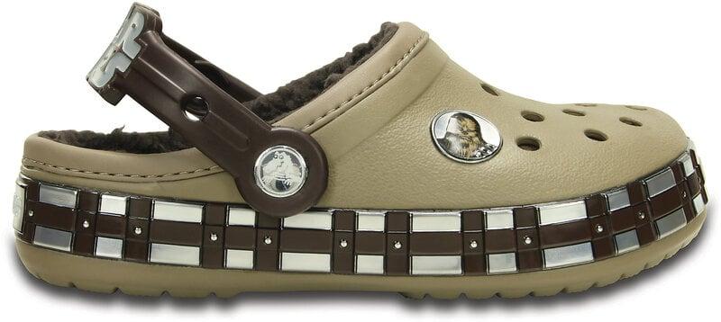 Batai vaikams Crocs™ Crocband Star Wars Chewbacca Fuzz kaina ir informacija | Avalynė vaikams | pigu.lt