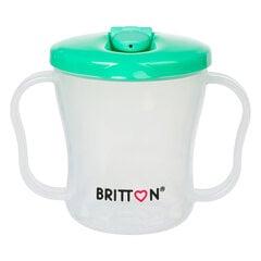 Pirmasis puodelis BRITTON, 200 ml, žalias