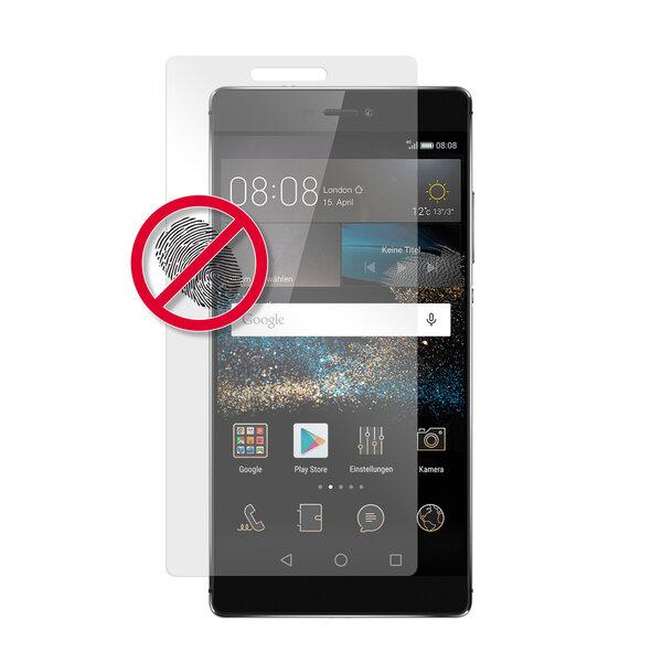 Dvi apsauginės ekrano plėvelės Huawei Ascend P8 Lite telefonams kaina ir informacija | Apsauginės plėvelės telefonams | pigu.lt
