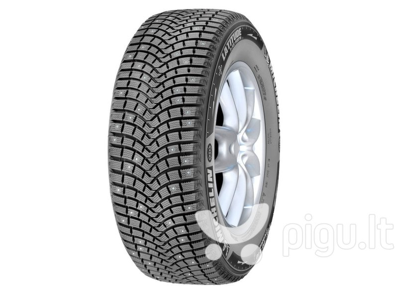 Michelin LATITUDE X-ICE NORTH LXIN2+ 285/50R20 116 T XL