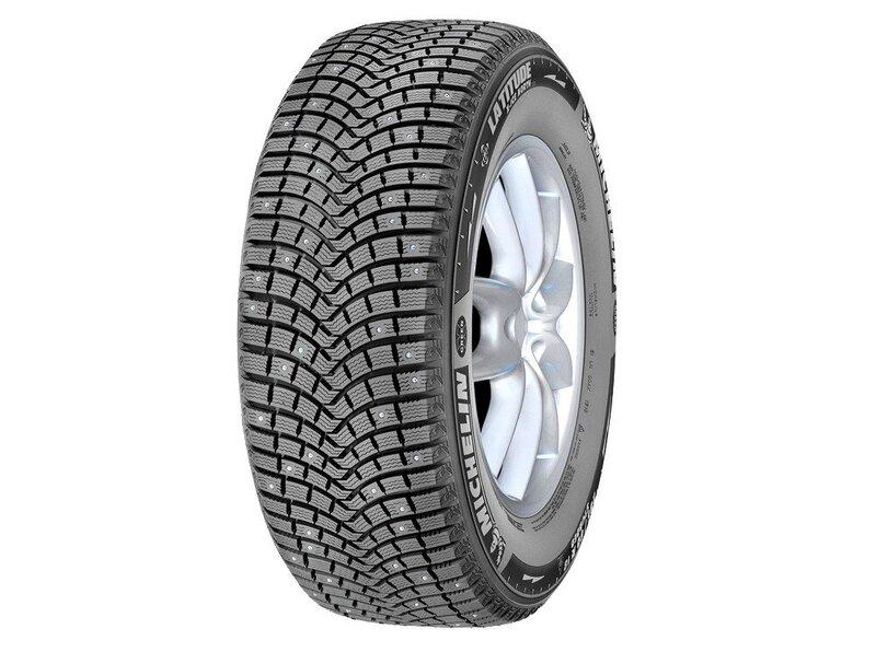 Michelin LATITUDE X-ICE NORTH LXIN2+ 245/70R17 110 T kaina ir informacija | Žieminės padangos | pigu.lt