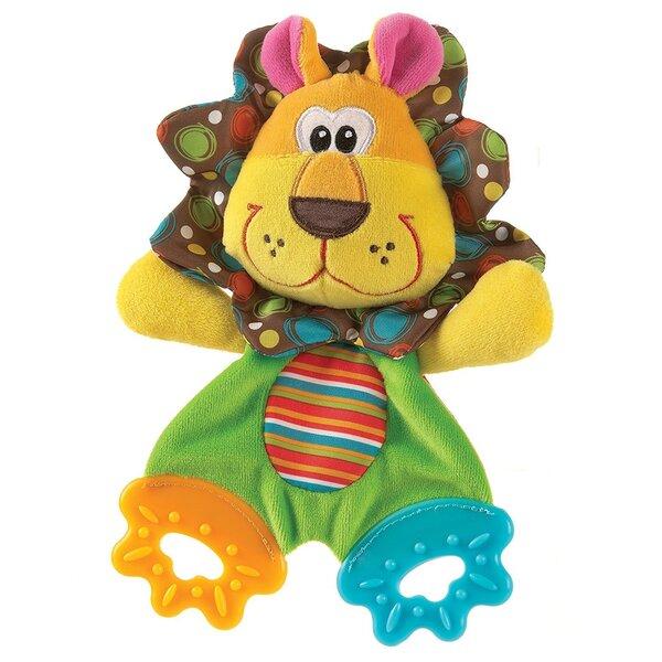 Kramtukas medžiaginis liūtukas Playgro Roary, 0183152 kaina ir informacija | Žaislai kūdikiams | pigu.lt