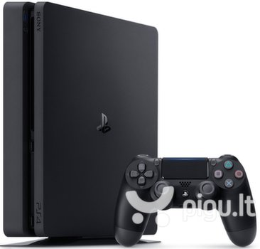 Sony PlayStation 4 (PS4) Slim, 1TB (2016)