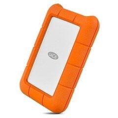 Lacie Rugged 1TB USB-C USB3.0 kaina ir informacija | Lacie Rugged 1TB USB-C USB3.0 | pigu.lt