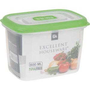 Maisto saugojimo indas, 2,2 L kaina ir informacija | Maisto saugojimo, konservavimo indai | pigu.lt