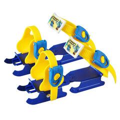 Vaikiškos pačiūžų geležtės ant batų WORKER Duckss, mėlynos