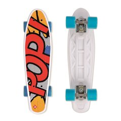 Riedlentė Pennyboard Street Surfing POP BOARD