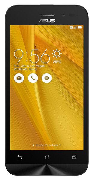 Asus Zenfone Go Dual SIM 8GB (ZB452KG), Geltona kaina ir informacija   Mobilieji telefonai   pigu.lt