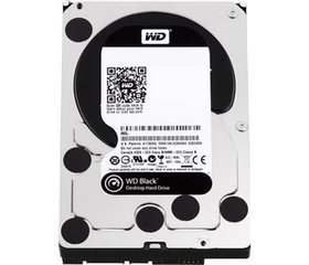Western Digital Black 4TB 7200RPM SATAIII 128MB WD4004FZWX
