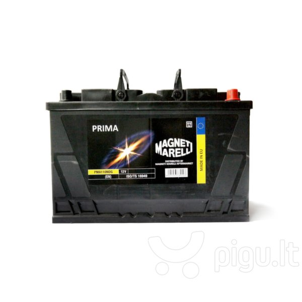 Akumuliatorius Magneti Marelli Prima 40Ah 360A kaina ir informacija | Akumuliatoriai | pigu.lt