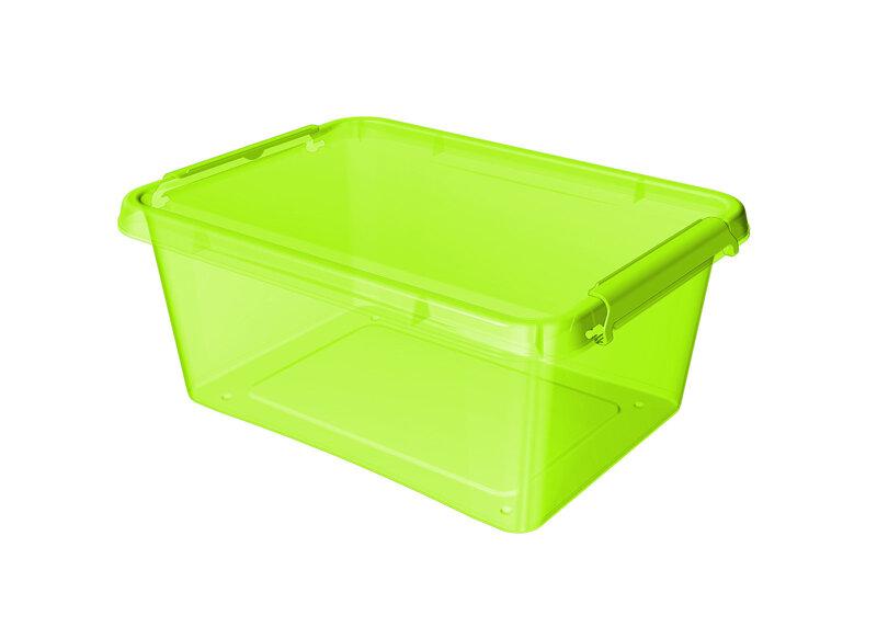 Dėžė daiktams Orplast, 8,5 L kaina ir informacija | Dаiktų krepšiai | pigu.lt