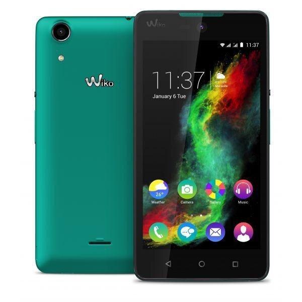 Wiko Rainbow Lite, Žalia kaina ir informacija | Mobilieji telefonai | pigu.lt