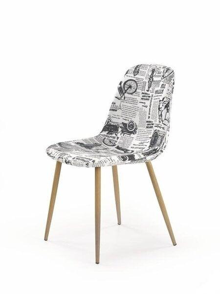 4-ių kėdžių komplektas K220 kaina ir informacija | Kėdės | pigu.lt