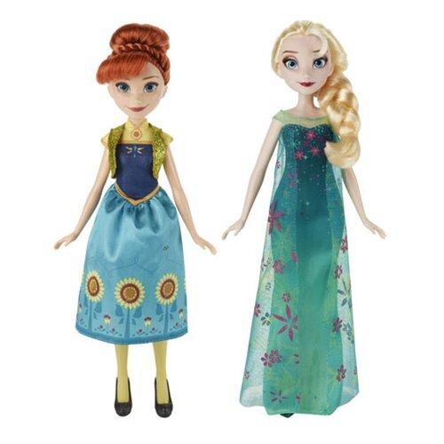 Lėlė Frozen (Ledo šalis), 1 vnt., B5166/B5165 kaina ir informacija | Žaislai mergaitėms | pigu.lt