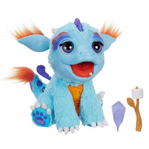 Žaislinis drakonas Bootsie FurReal kaina ir informacija | Žaislai mergaitėms | pigu.lt