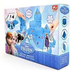 Kinetinis smėlis su priedais Ledo Šalis (Frozen), 450 gr kaina ir informacija | Lavinamieji žaislai | pigu.lt