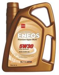 ENEOS Alyva Premium Hyper Multi 5W30, 4L kaina ir informacija | Variklinės alyvos | pigu.lt
