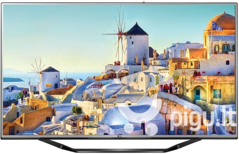 LG 55UH6257 kaina ir informacija | Televizoriai | pigu.lt