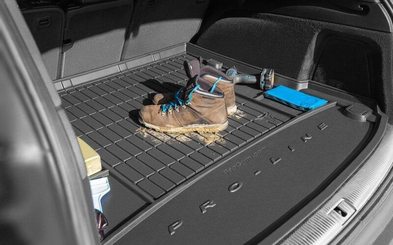 Guminis bagažinės kilimėlis Proline VOLKSWAGEN PASSAT B8 VARIANT nuo 2014