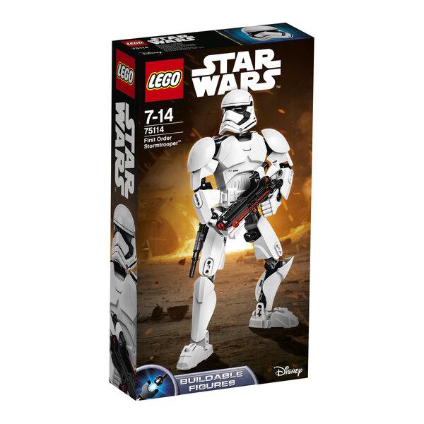Konstruktorius LEGO™ Star Wars First Order Stormtrooper 75114 kaina ir informacija | Konstruktoriai ir kaladėlės | pigu.lt