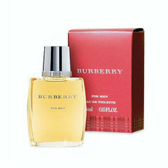 Tualetinis vanduo Burberry for Men EDT vyrams 4,5 ml