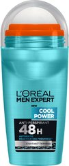 Rutulinis dezodorantas L'Oreal Paris Men Expert Cool Power 50 ml
