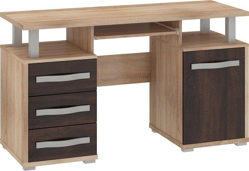 Rašomasis stalas Angel 1D3S kaina ir informacija | Kompiuteriniai, rašomieji stalai | pigu.lt