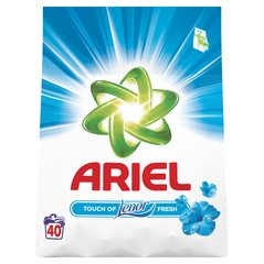Skalbimo milteliai Ariel Tol Fresh 3kg kaina ir informacija | Skalbimo milteliai Ariel Tol Fresh 3kg | pigu.lt