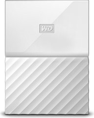 "WD My Passport 2.5"" 1 TB, USB 3.0, Balta"
