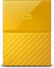 "WD My Passport 2.5"" 1 TB, USB 3.0, Geltona"