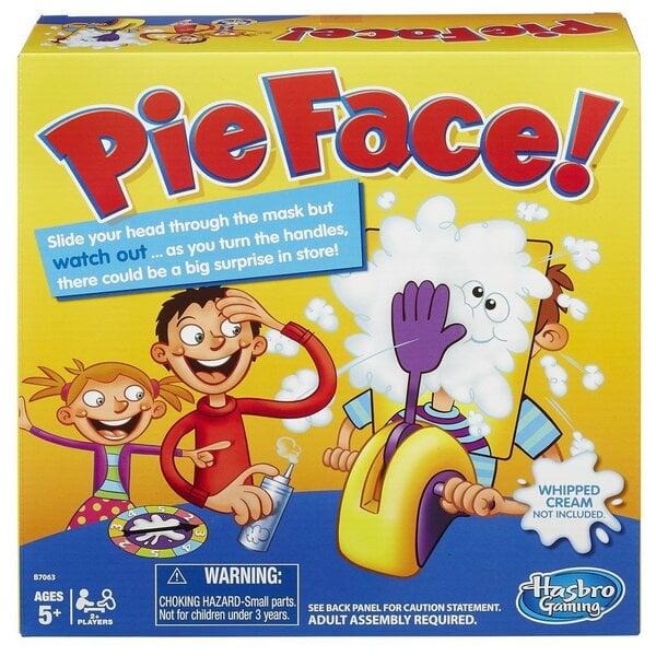 Žaidimas tortas į veidą Hasbro, B7063102, EN kaina ir informacija | Lavinamieji žaislai | pigu.lt