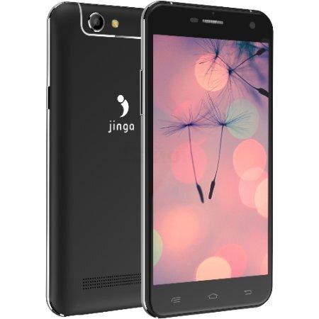Jinga M500-4G Basco, Juoda kaina ir informacija | Mobilieji telefonai | pigu.lt