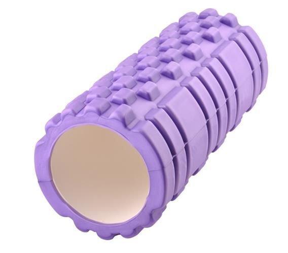 Jogos cilindras - masažinis volelis kaina ir informacija | Šokdynės, skersiniai ir kitos fitneso prekės | pigu.lt